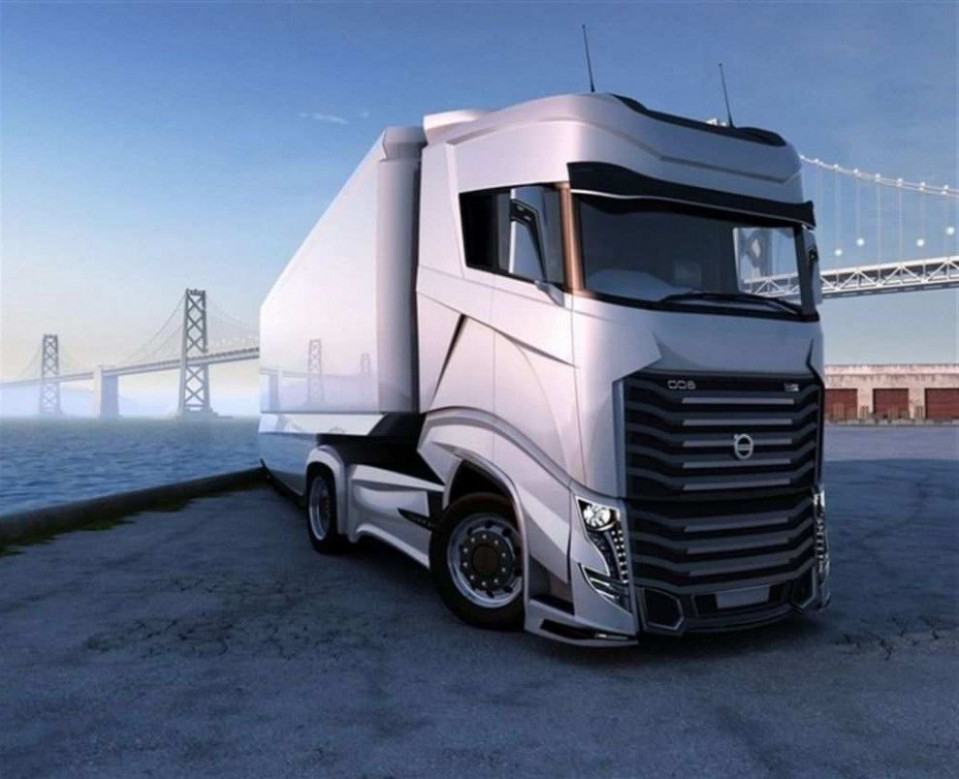 The Reasons Why We Love Volvo Fh 10 | Concept cars, Volvo trucks - 2020 volvo fh