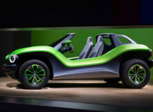 The Volkswagen ID.BUGGY concept takes the dune buggy electric ...