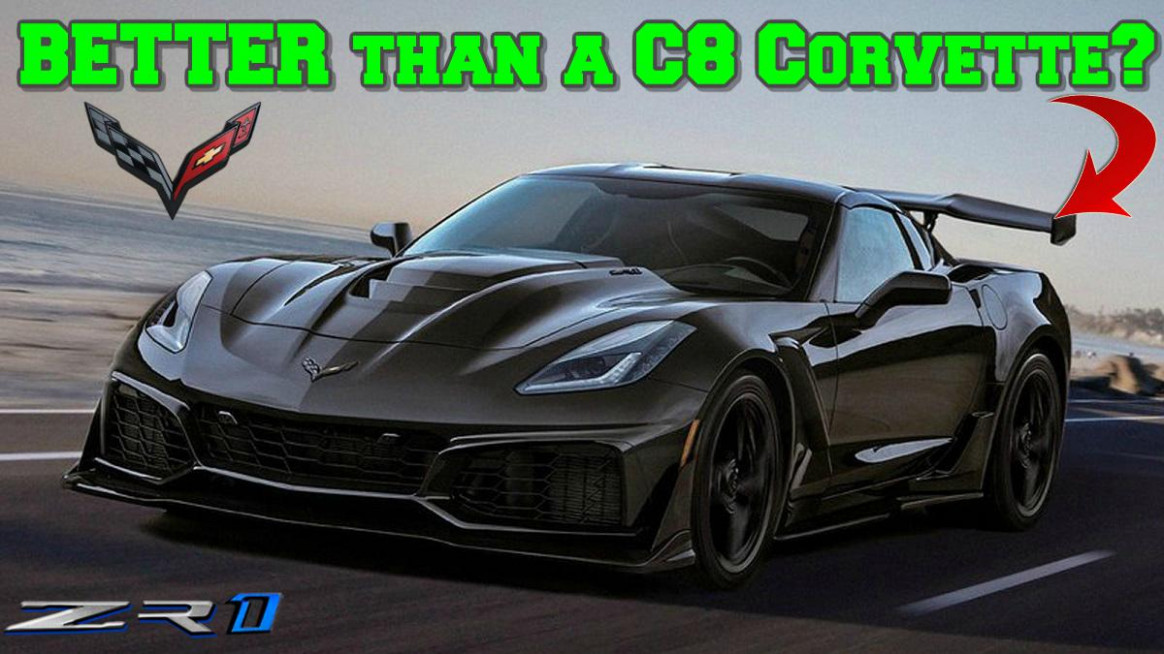 This Is Why The C8 Corvette ZR8 Is Better Than The 8 C8 ..