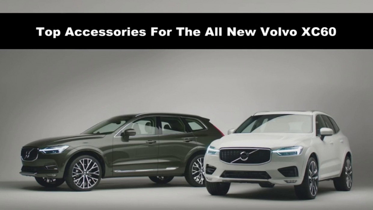 Top Accessories For The All New 6 Volvo XC6 - volvo accessories xc60 2020