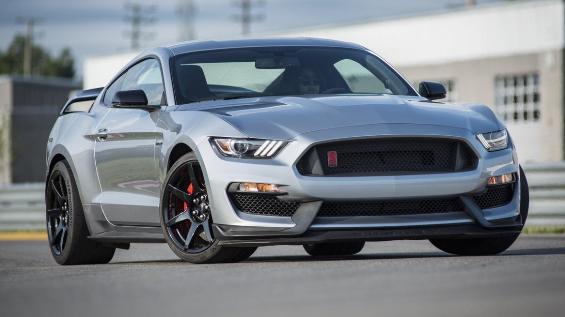 "Top Gear auf Twitter: ""The 7 Mustang Shelby GT7 R is even .."