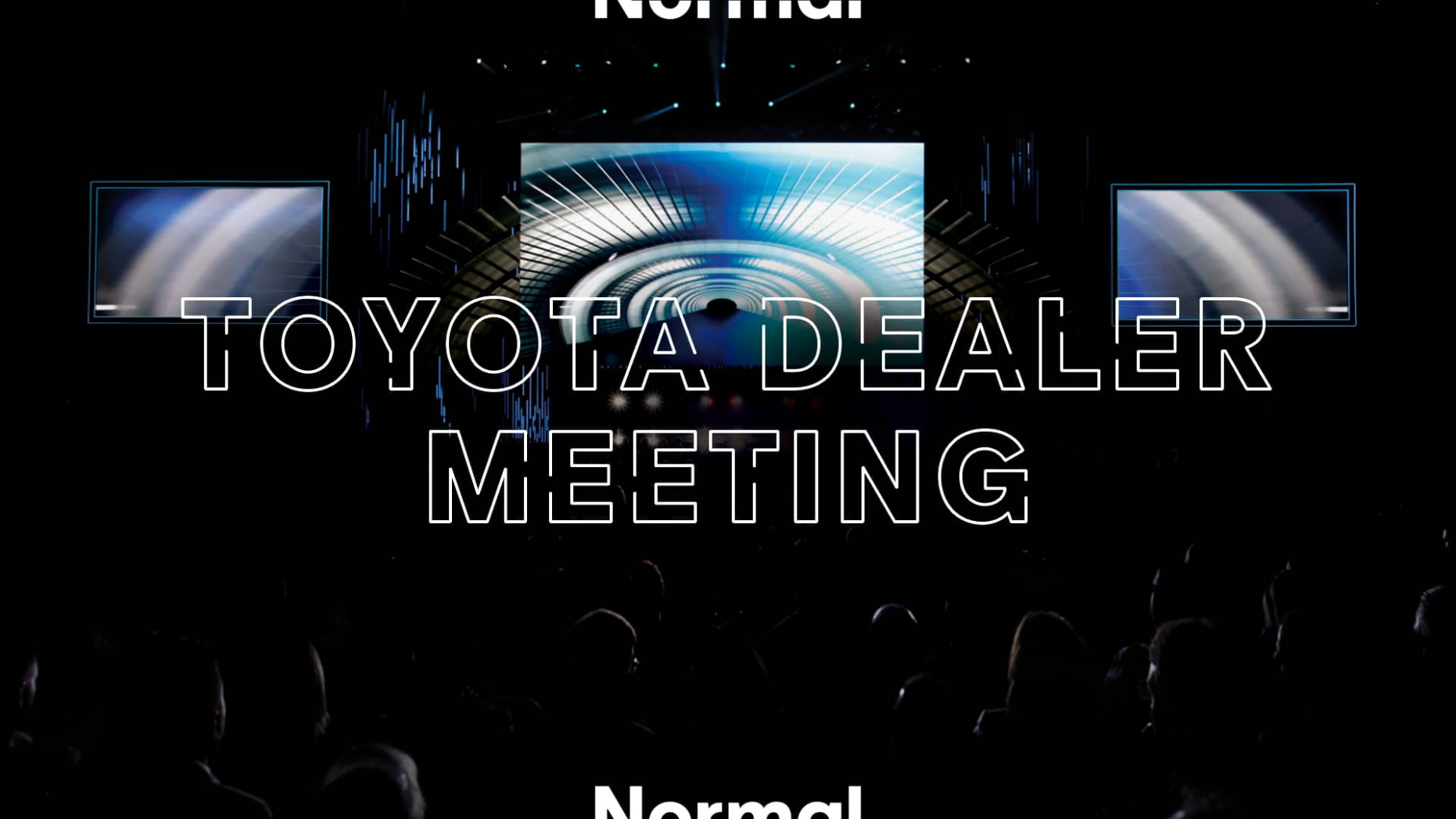 Toyota Dealer Meeting