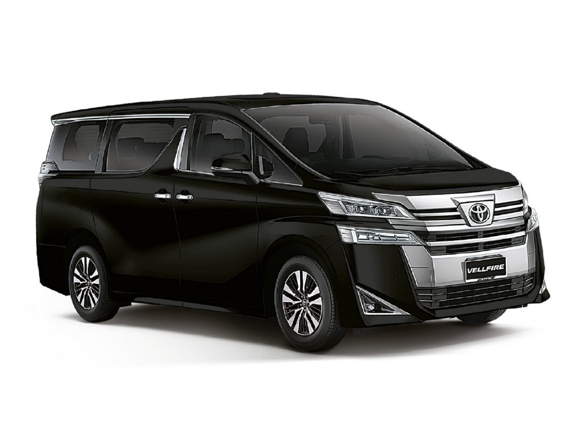 Toyota Vellfire April 7 Price, Images, Mileage & Colours - CarWale