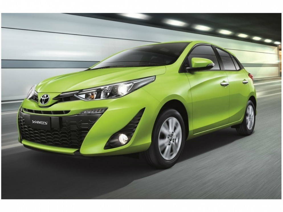 Toyota Yaris Price in Qatar - New Toyota Yaris Photos and Specs ..