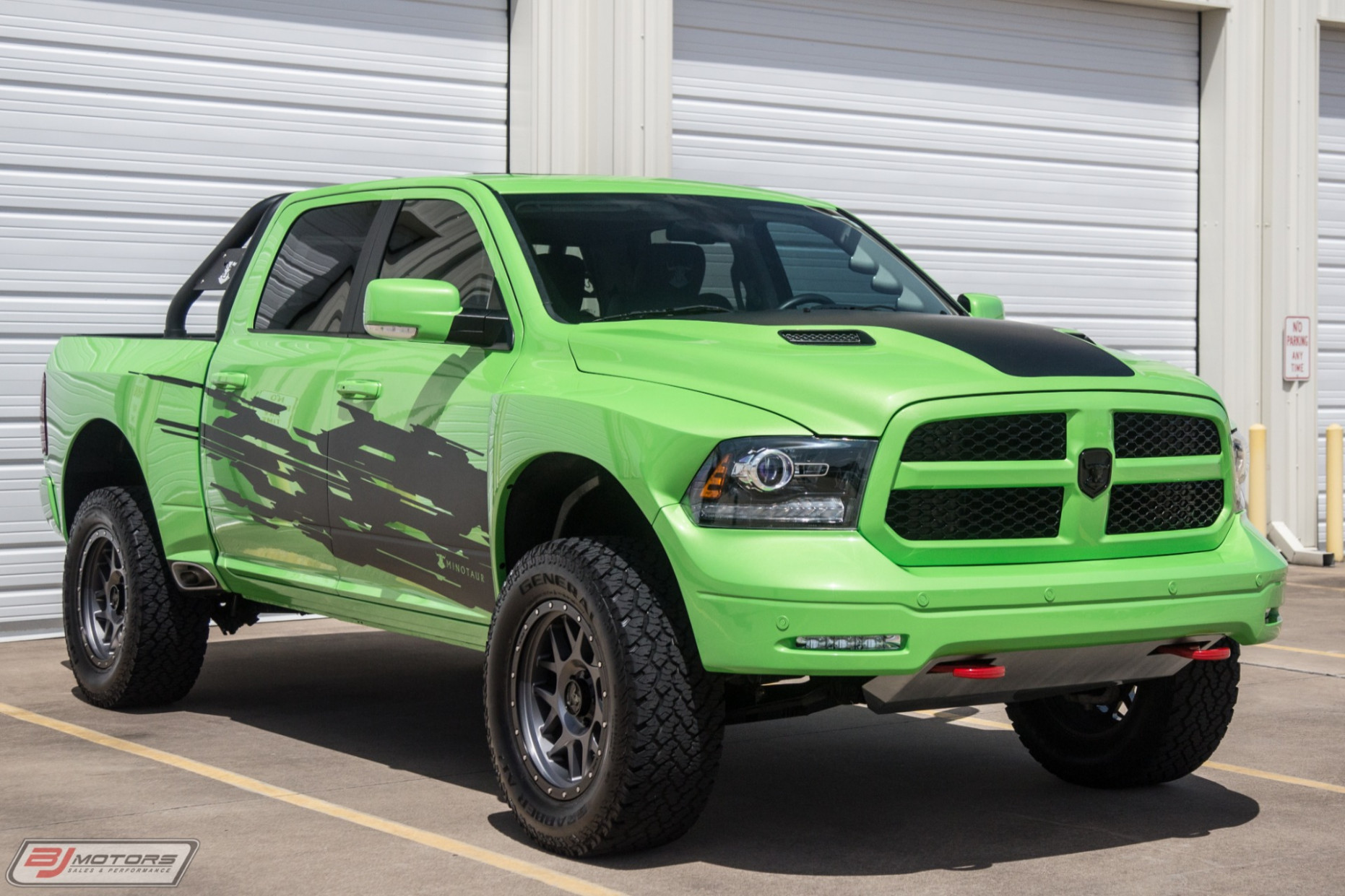 Used 8 Dodge Ram 8 Minotaur For Sale ($8,8) | BJ Motors ...