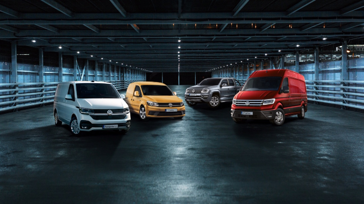 Volkswagen Commercial Vehicles launches its 8 offers ...