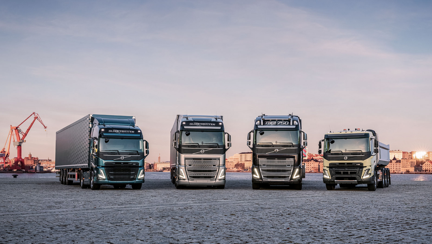 Volvo Group – the first quarter 8 - volvo dividend 2020