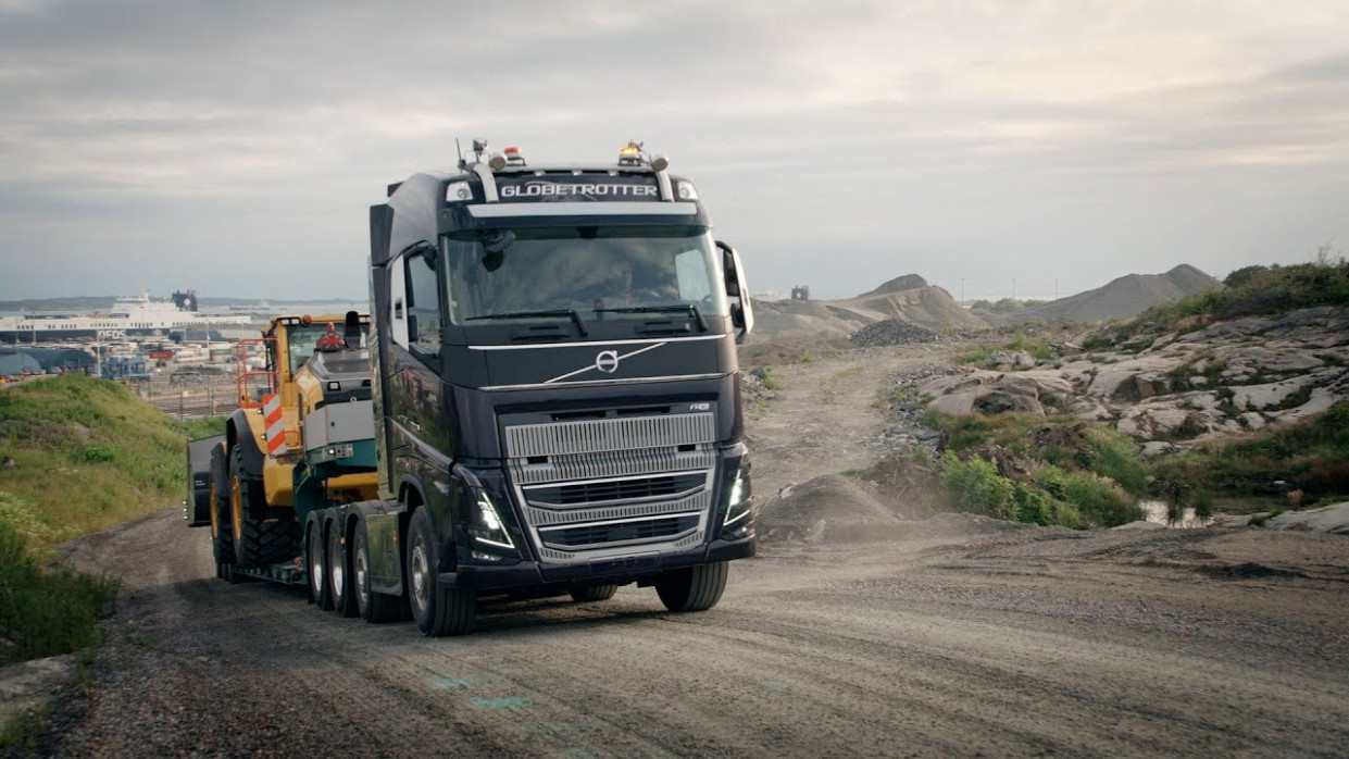 Volvo Trucks – The new Volvo FH10 - Uncompromised power & efficiency - 2020 volvo fh