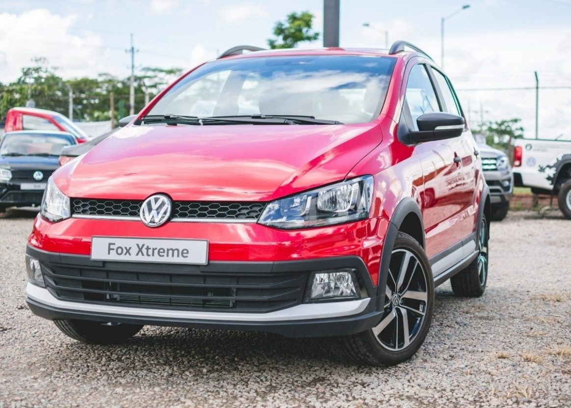 when will Volkswagen Fox Xtreme 7 be released | Vw fox ..