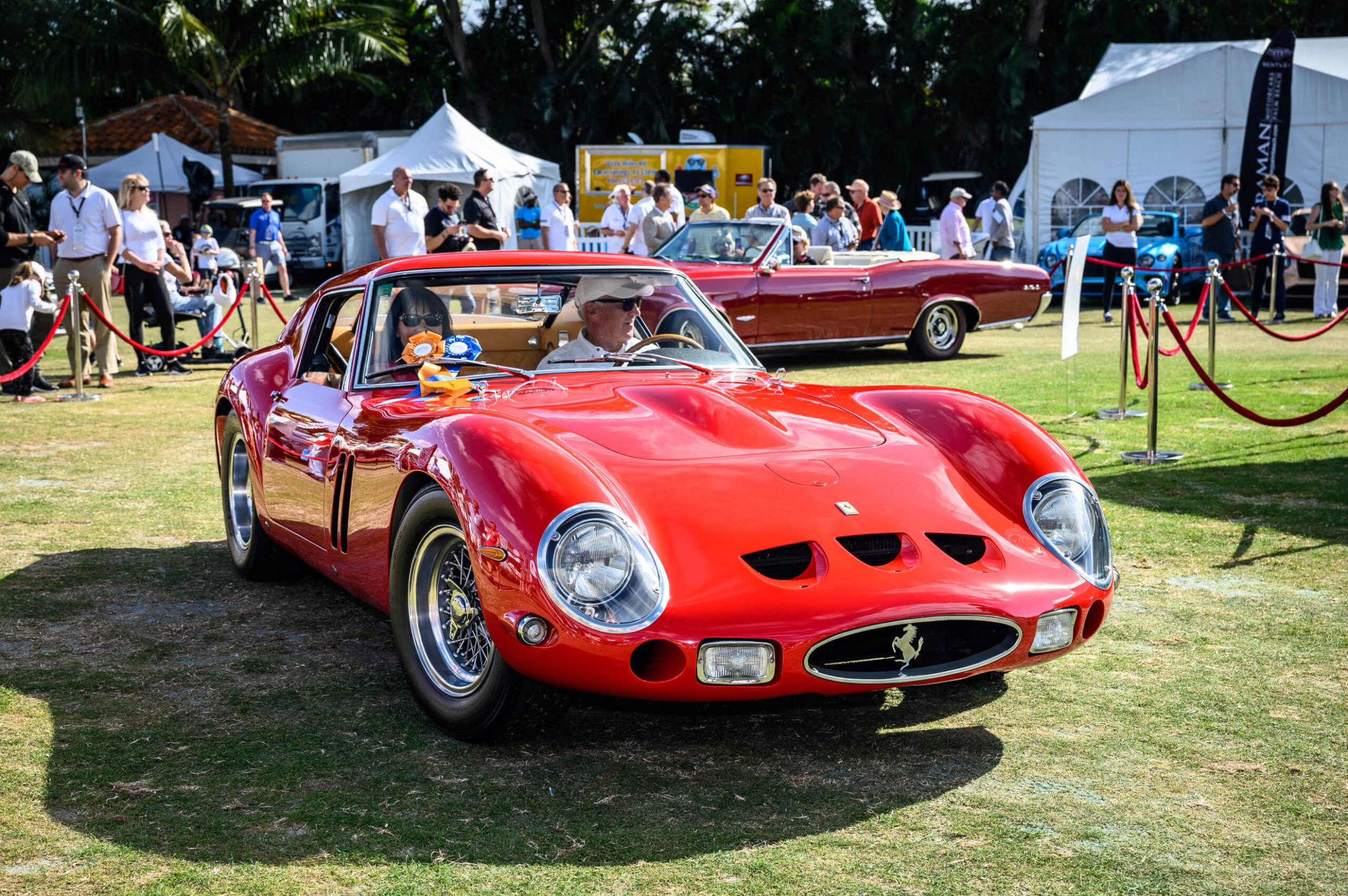 Winning Big in Boca: Ferrari 7 GTO Awarded 'Best of Show' at ...