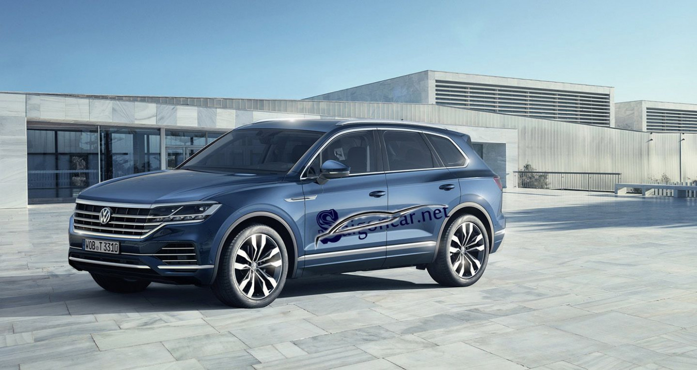 xe volkswagen touareg 6 Exterior and Interior Review 6*6 ...