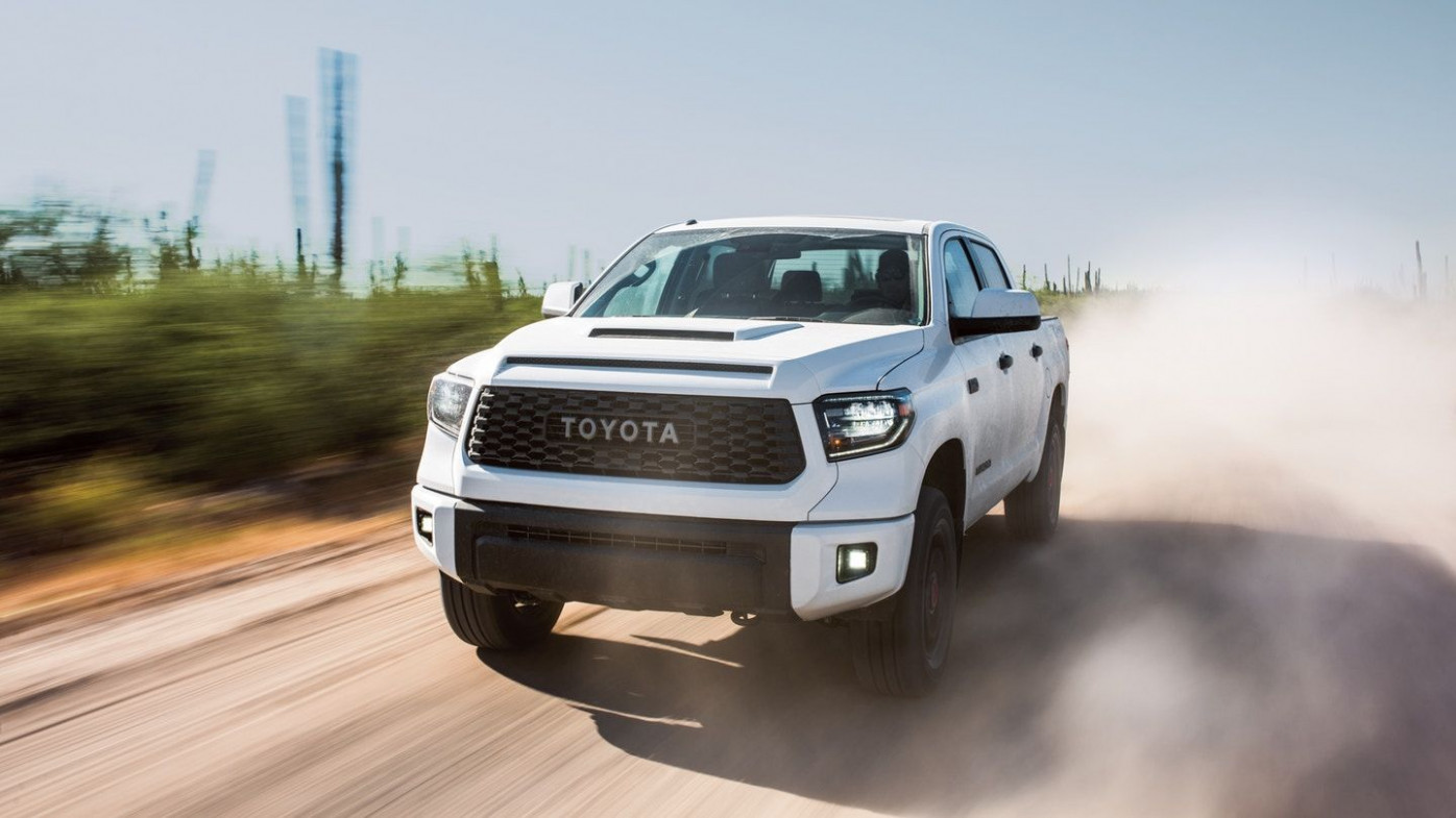 6/6 Toyota Tundra Diesel (With images) | Tundra trd - toyota tundra 2020 diesel