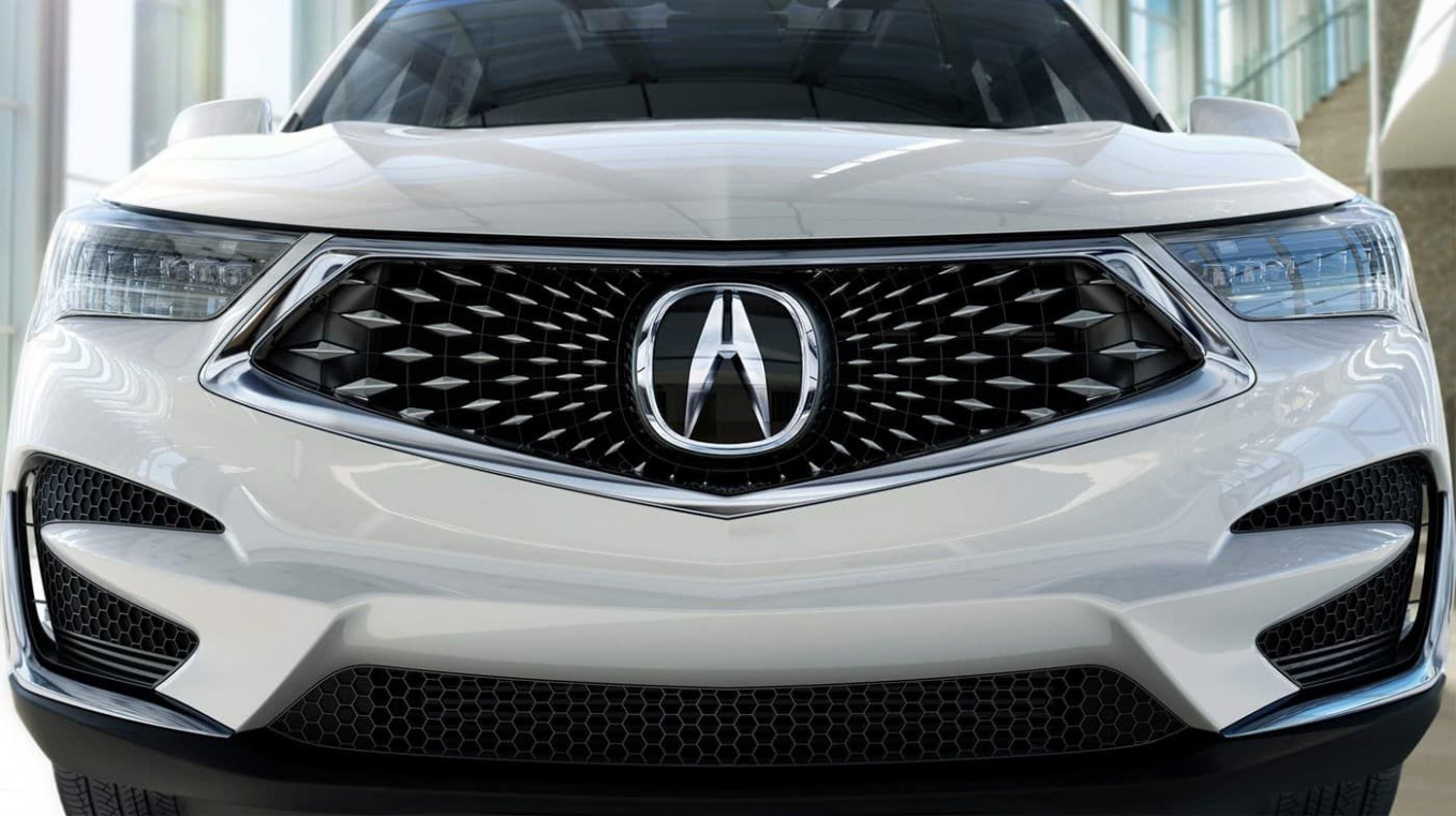 6 acura grill Redesign 6*6 - 6 acura grill Release Date ...