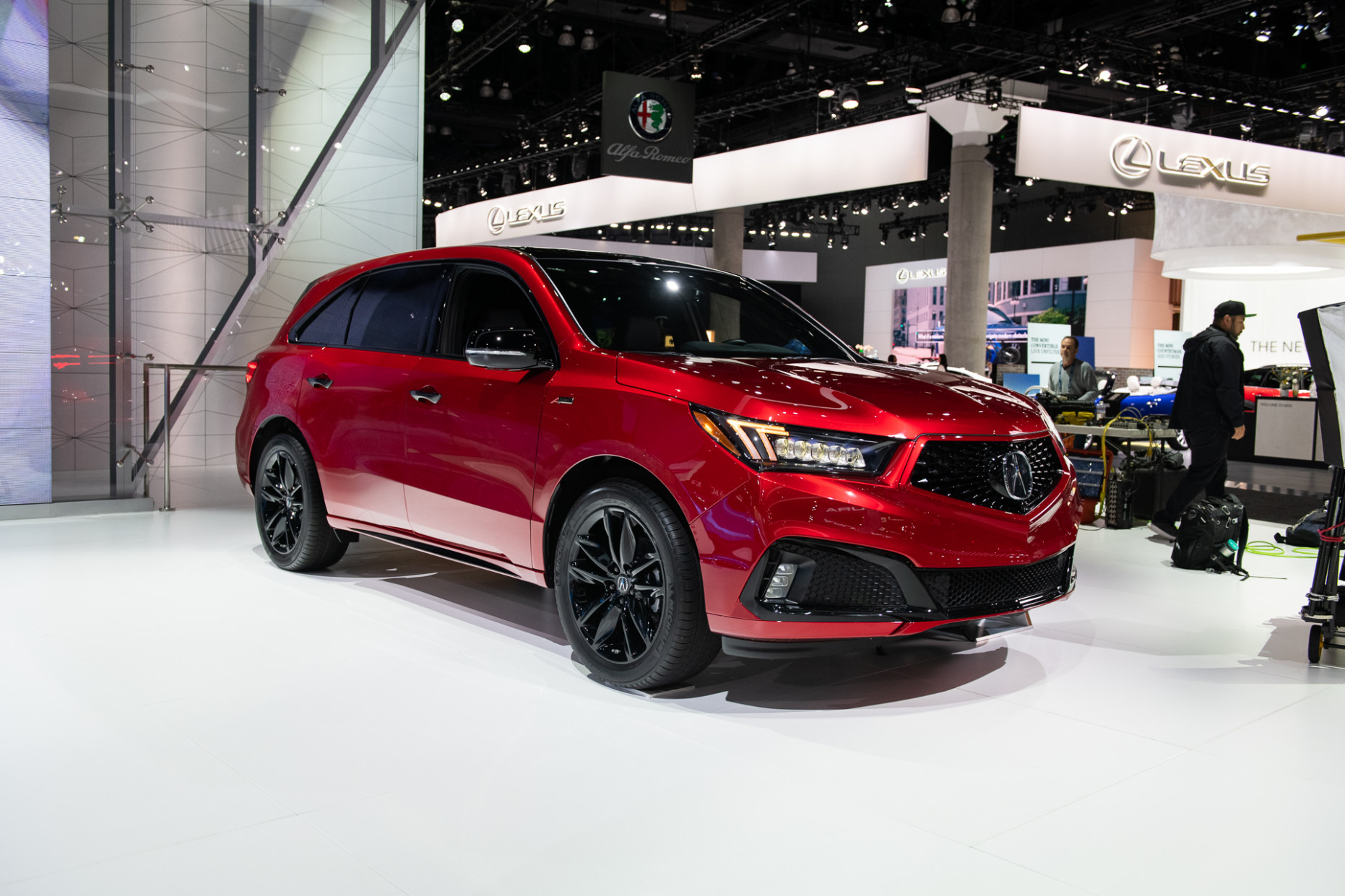 6 Acura MDX PMC Edition strikes a value but limited to just 6 ..