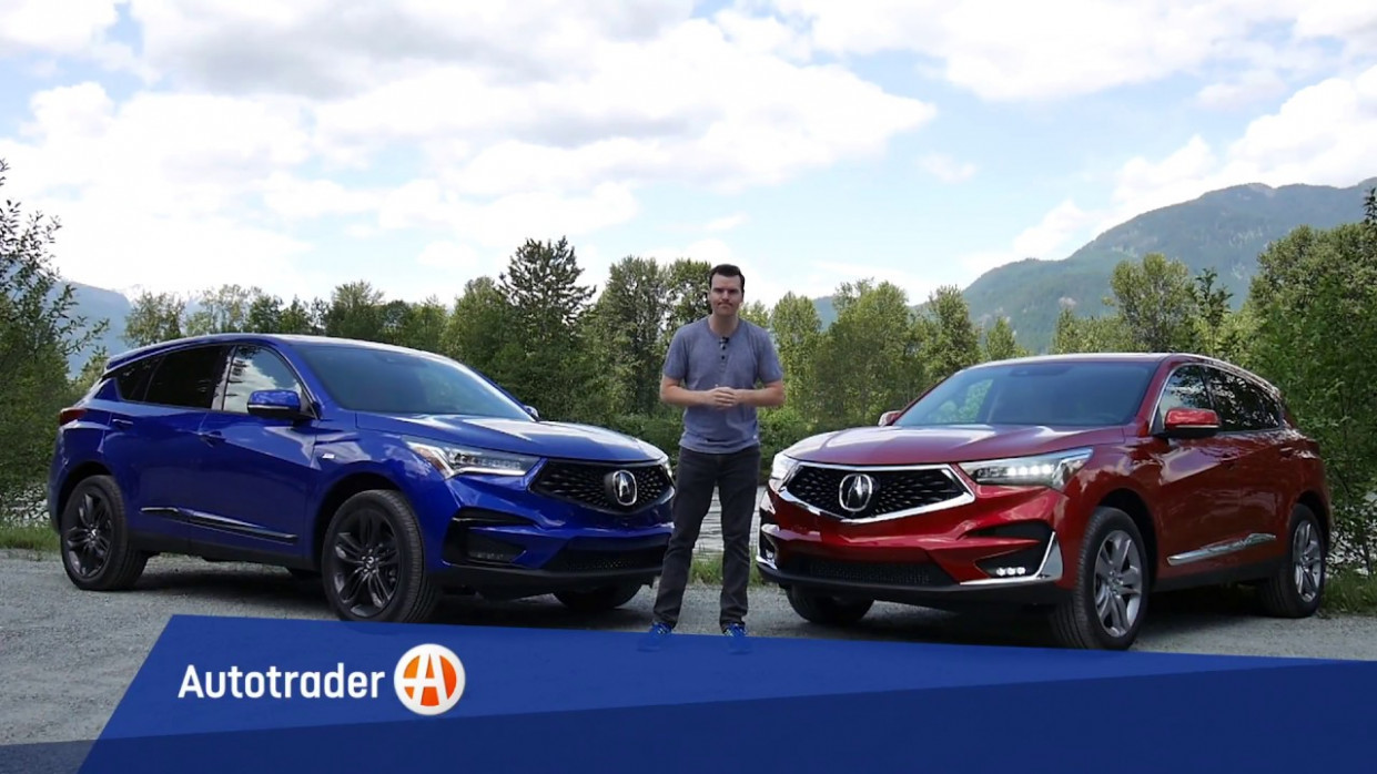 6 Acura RDX vs. RDX A-Spec | What's the Difference? | Autotrader