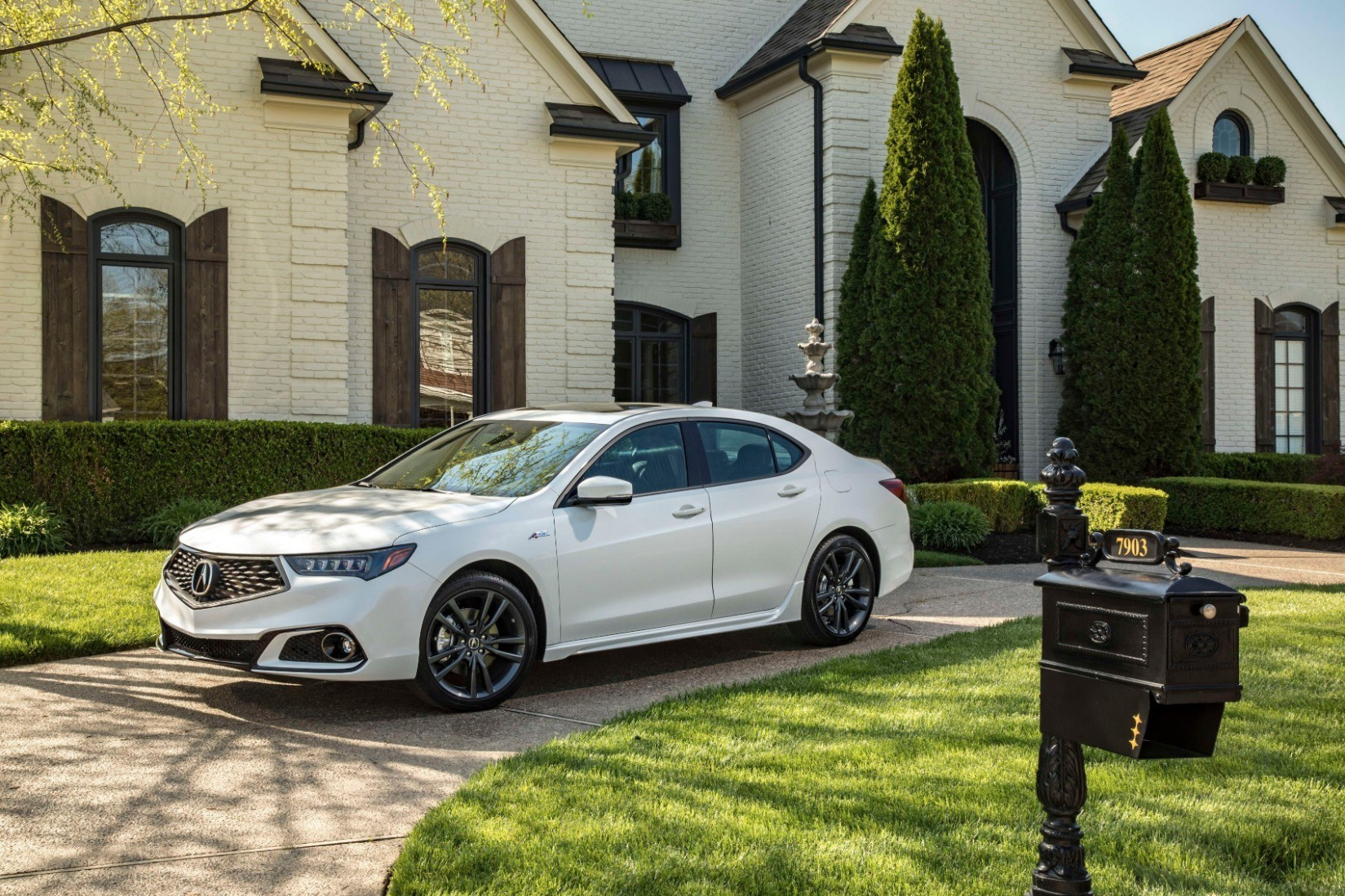 6 Acura TLX: Letting Those Colors Fly! - 2020 acura v6