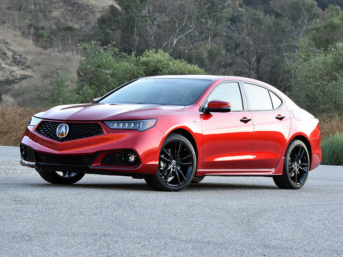 6 Acura TLX - Overview - CarGurus