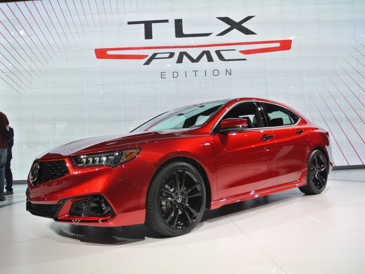 6 Acura TLX PMC Edition First Look | Kelley Blue Book - acura tlx 2020 price