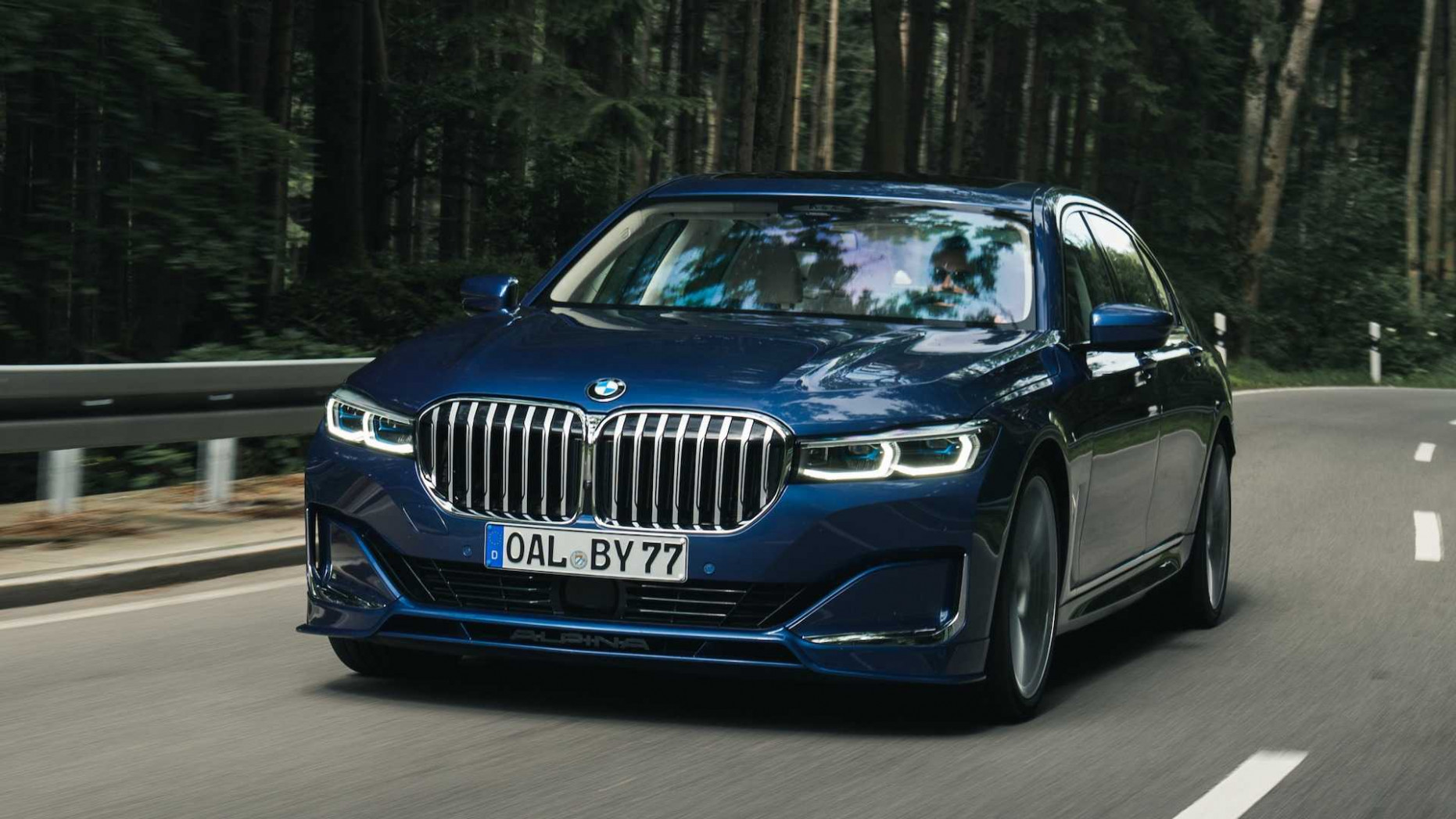 6 Alpina B6 First Drive: Velvet Sledgehammer - 2020 bmw alpina b7 xdrive