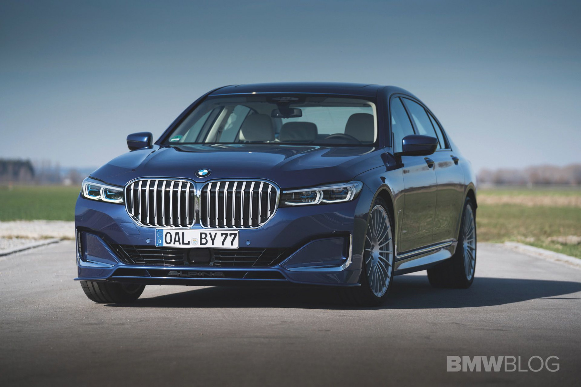 6 ALPINA B6 xDrive in ALPINA Blue - A New Photo Gallery (With ..