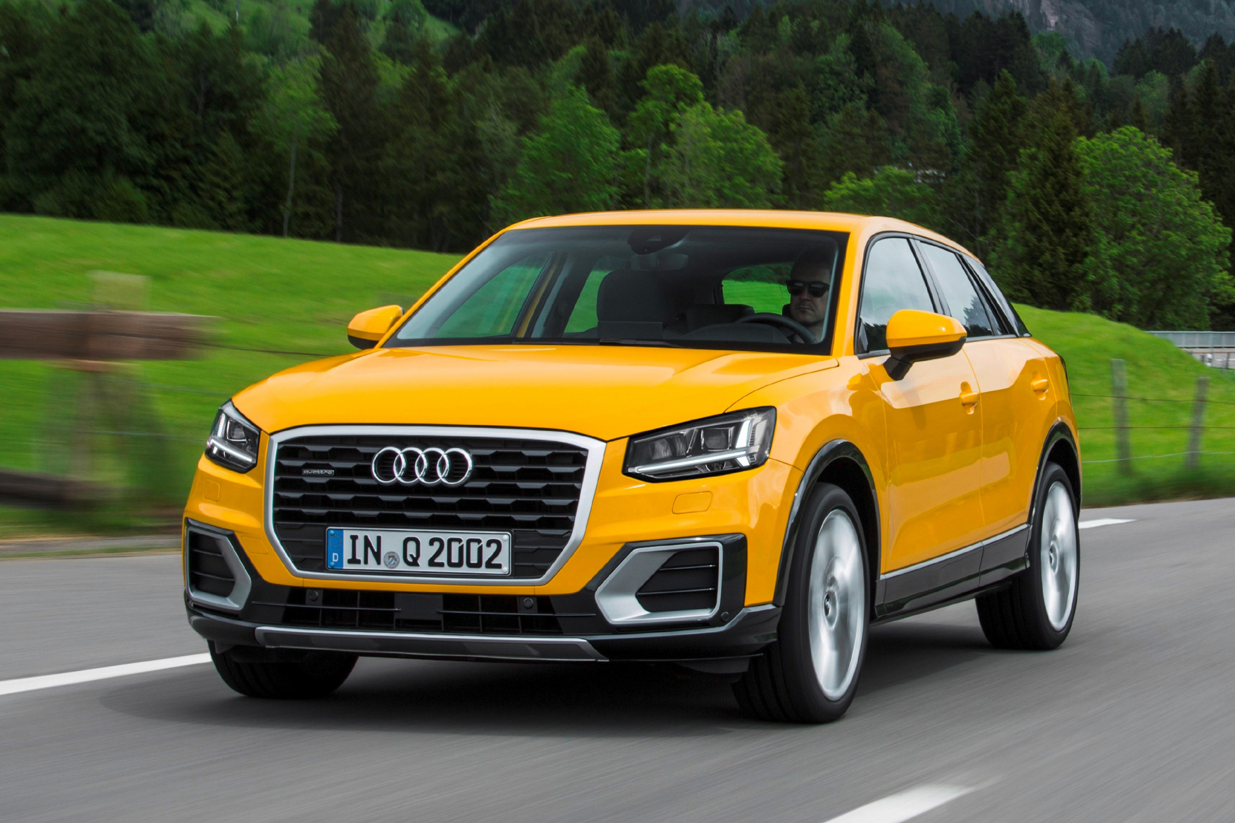 6 Audi Q6: Now with (slightly) more standard kit - Auto News - ford q2 2020