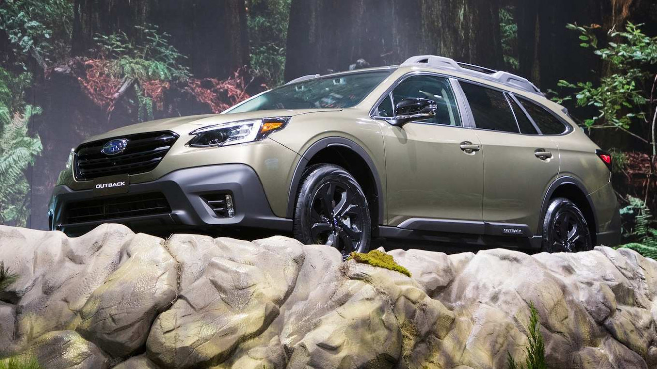 6 Best Review 6 Subaru Outback Dimensions Research New by 6 ..