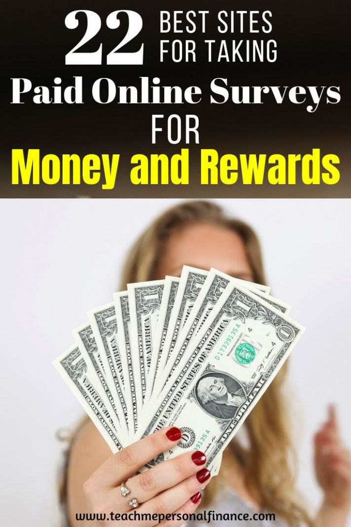 6 Best Sites For Taking Paid Online Surveys For Money (6 ..