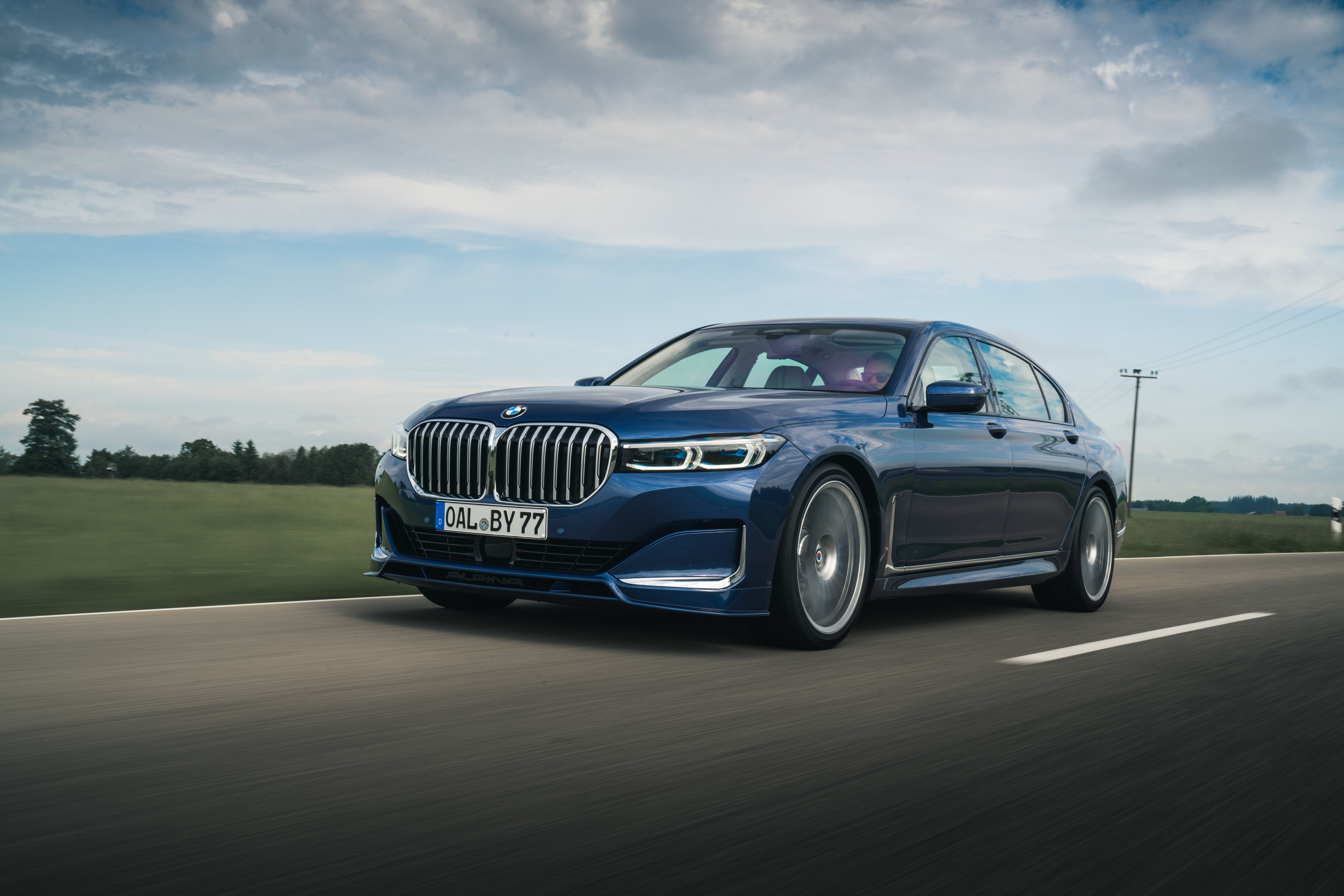6 BMW Alpina B6 Is the Ultimate 6-Series - 2020 bmw alpina b7 xdrive