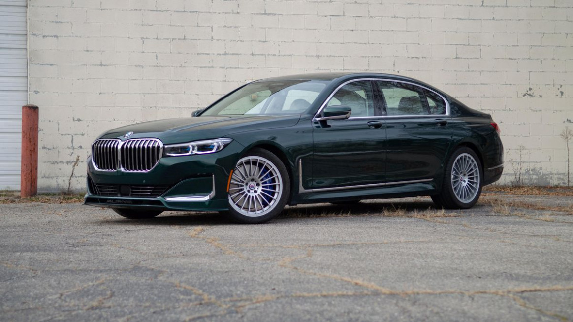 6 BMW Alpina B6 review: Grand touring, with an emphasis on ..