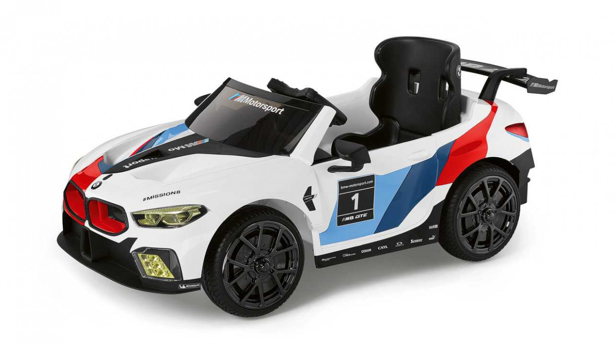 6 BMW Lifestyle Collection Bikes and Toy Cars | Motor6.com Photos