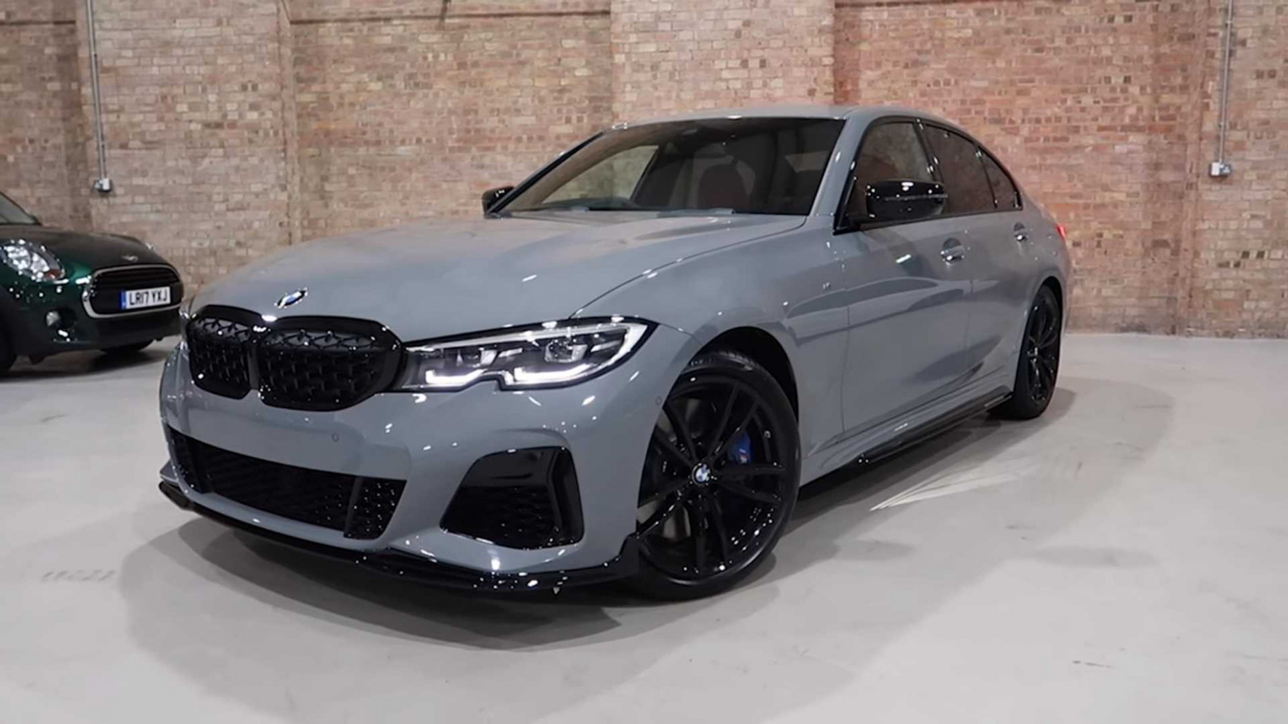 6 BMW M6i With Audi Nardo Gray Paint Stands Out - bmw m340i 2020