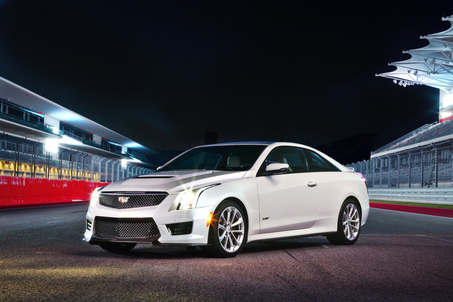 6 Cadillac ATS-V Coupe pricier but better equipped