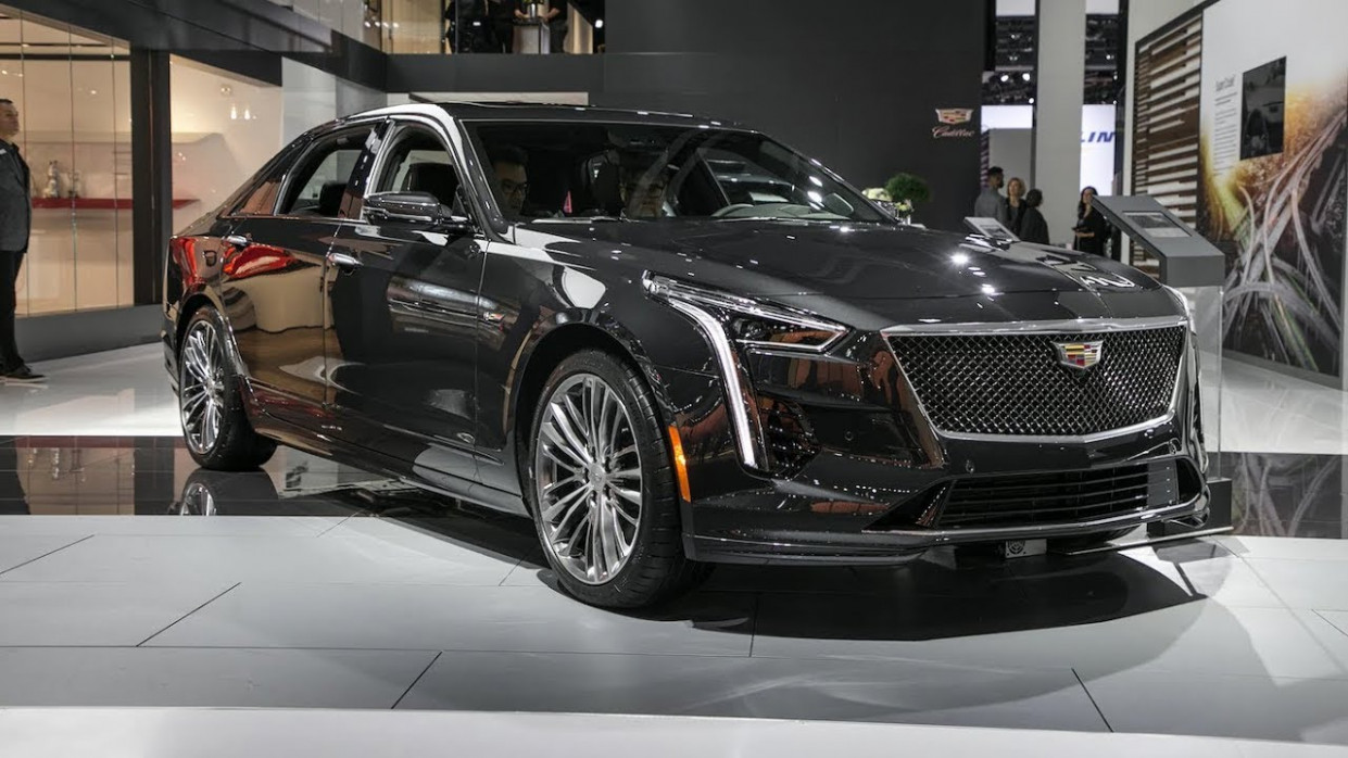 6 Cadillac CT6 - 2020 cadillac ct6 youtube