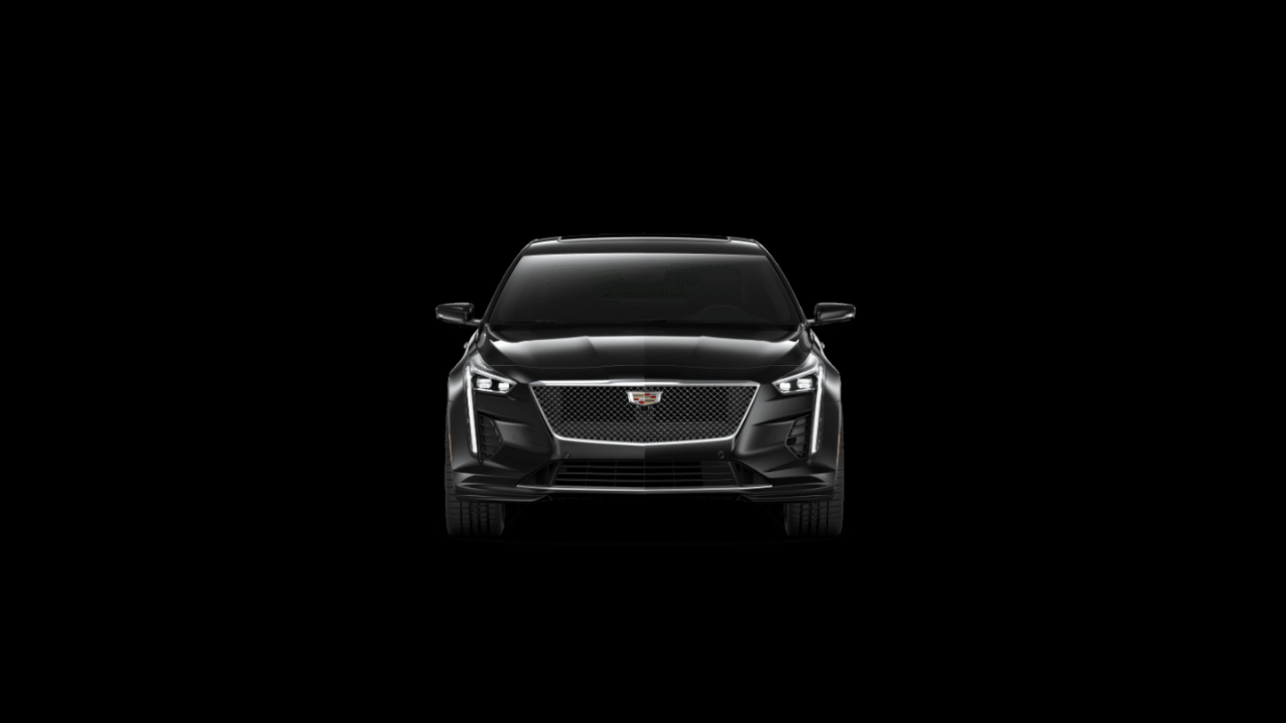 6 Cadillac CT6-V | Full-Size Sport Sedan | Vehicle Details