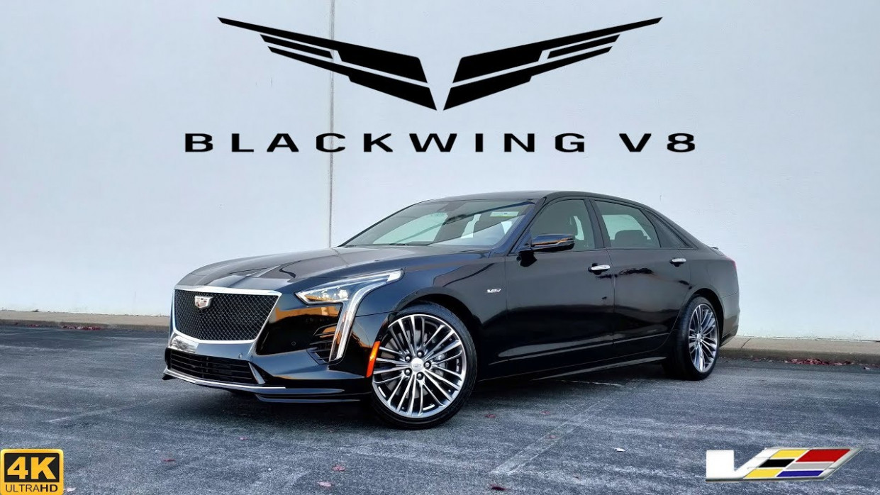 6 Cadillac CT6-V // This BLACKWING V6 is a Performance MONSTER! - youtube 2020 cadillac ct6