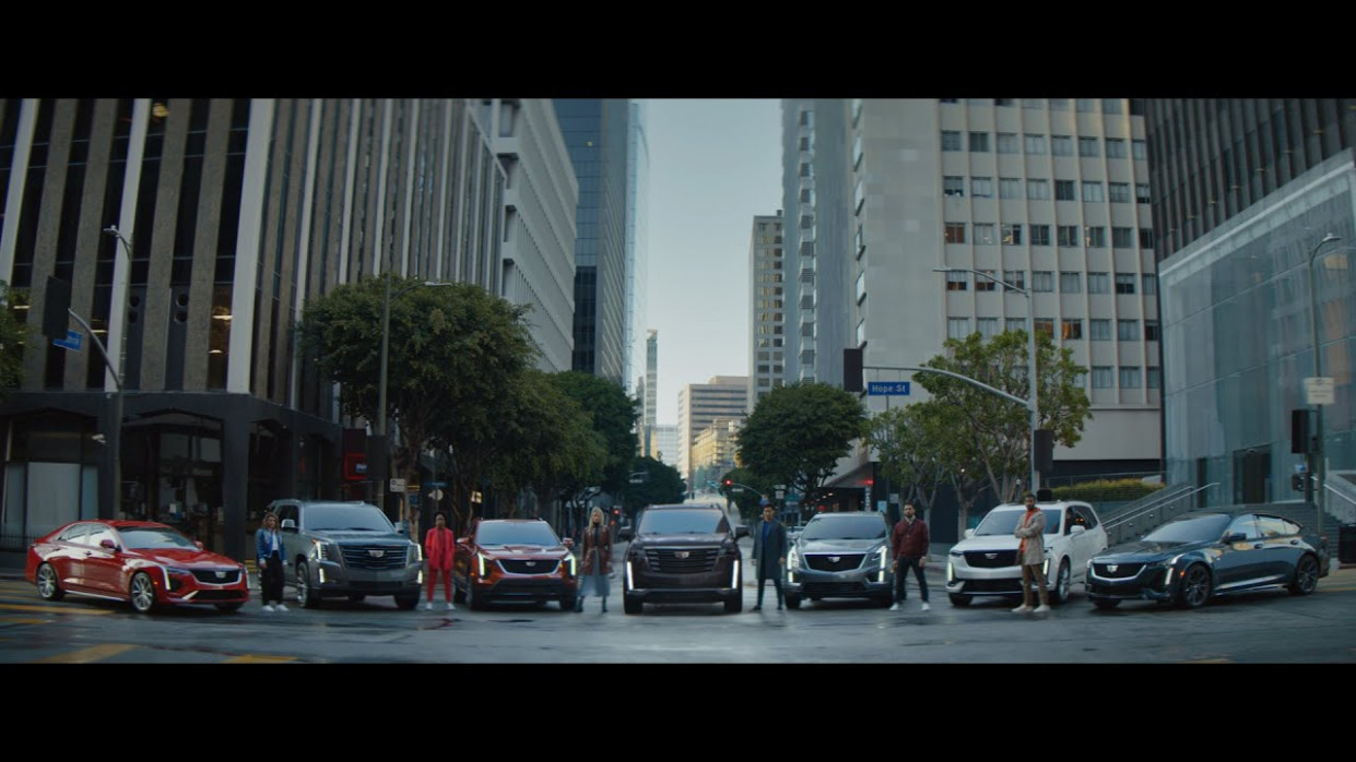 6 Cadillac Lineup On Display In New Ad: Video | GM Authority