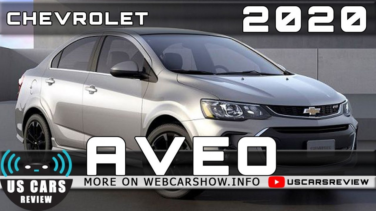 6 CHEVROLET AVEO Review Release Date Specs Prices - 2020 chevrolet aveo price