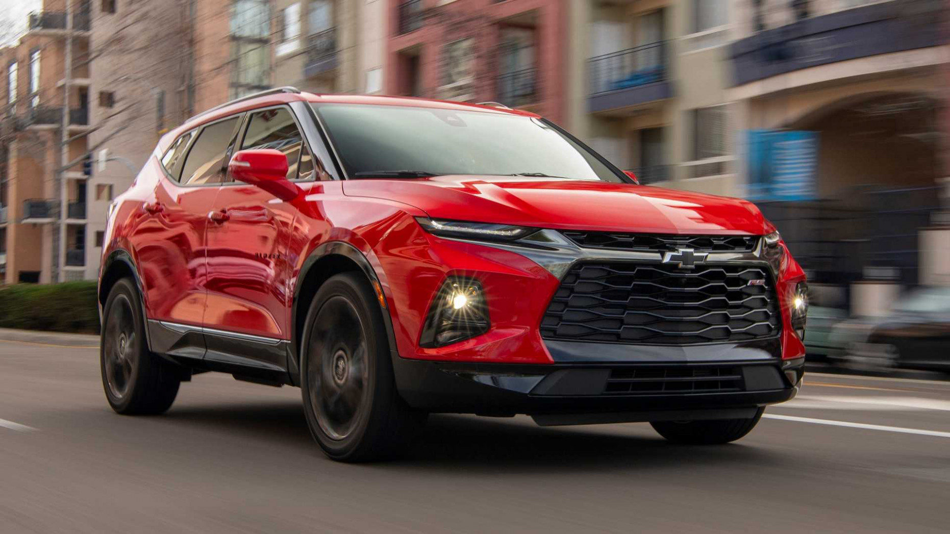 6 Chevrolet Blazer Turbo Reportedly Starts At $6,6 - gmc blazer 2020 price