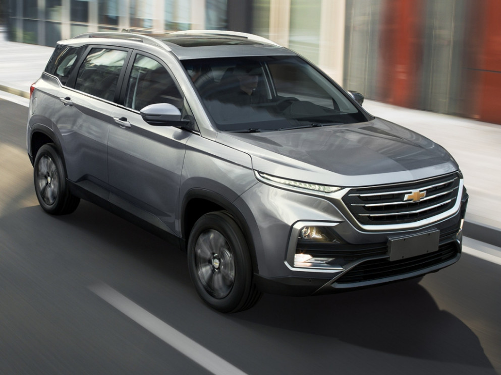 6 Chevrolet Captiva debuts in GCC, as rebadged MG Hector ...
