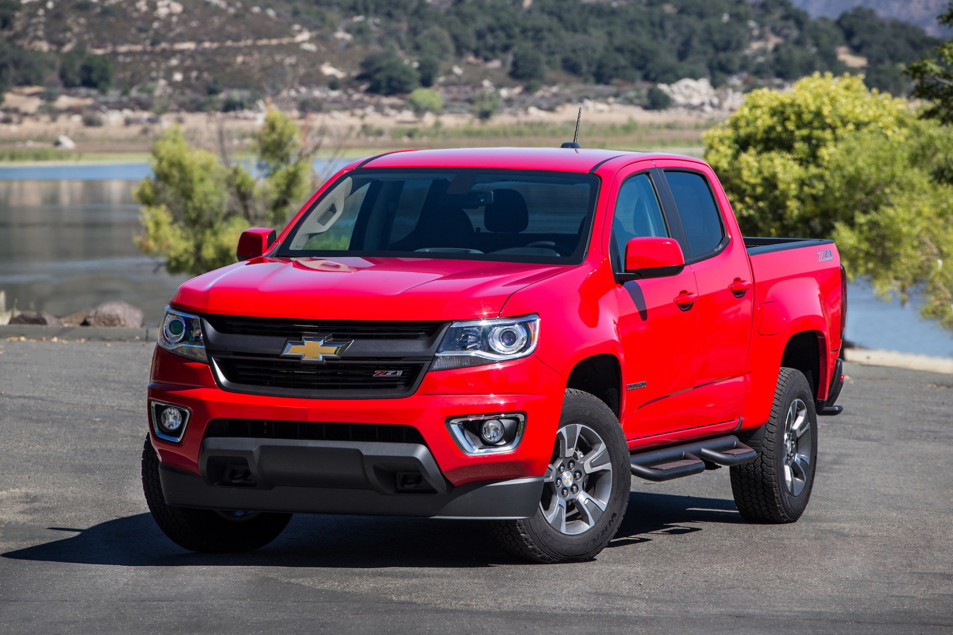 6 Chevrolet Colorado (Chevy) Review, Ratings, Specs, Prices ...