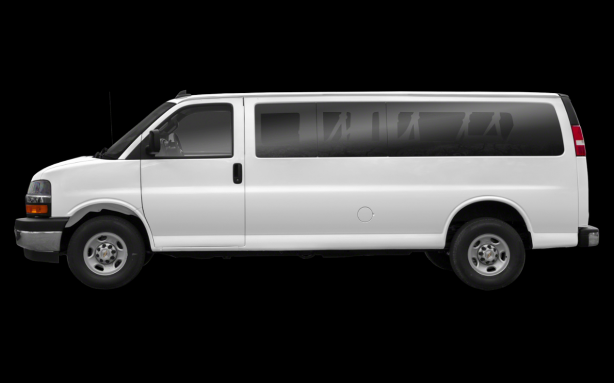 6 Chevrolet Express Passenger reviews, news, pictures, and ...