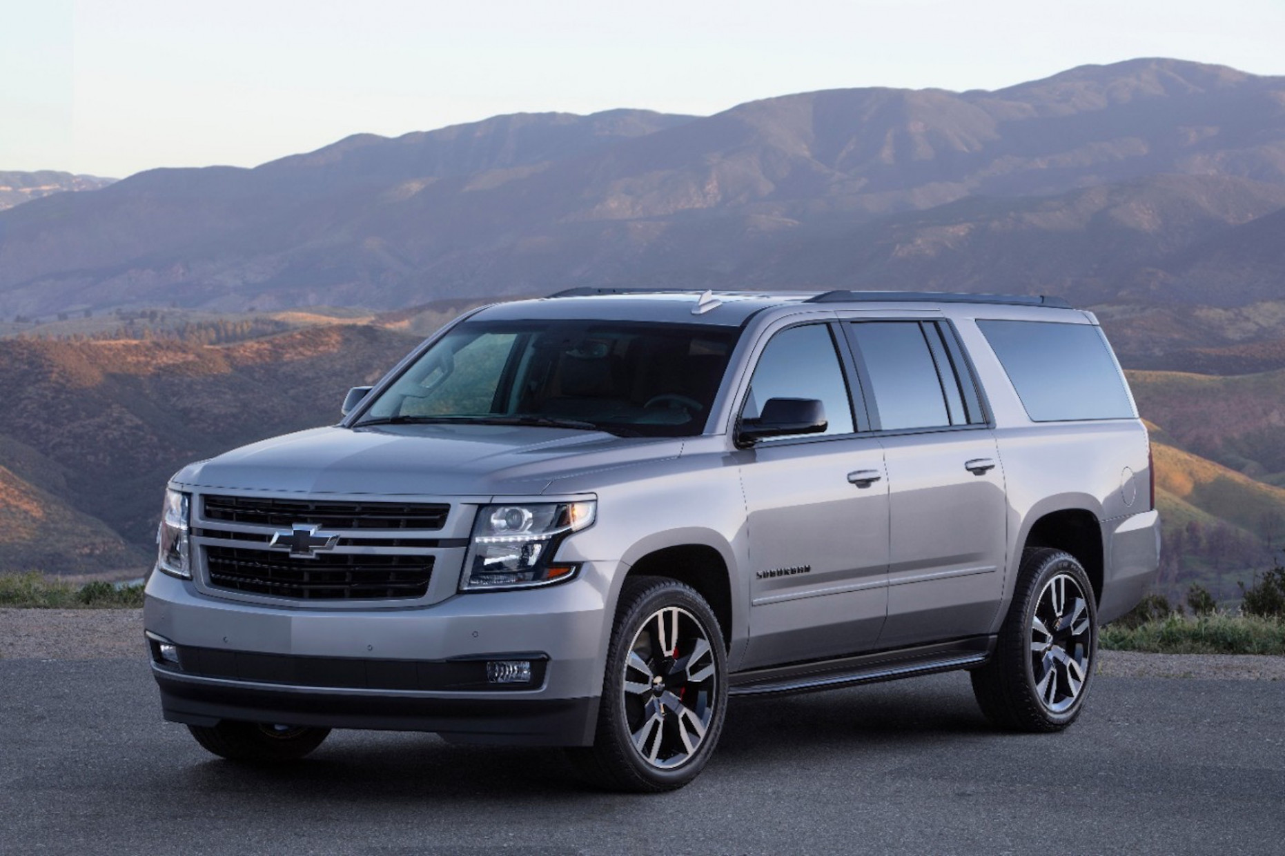 6 Chevrolet Suburban (Chevy) Review, Ratings, Specs, Prices ...