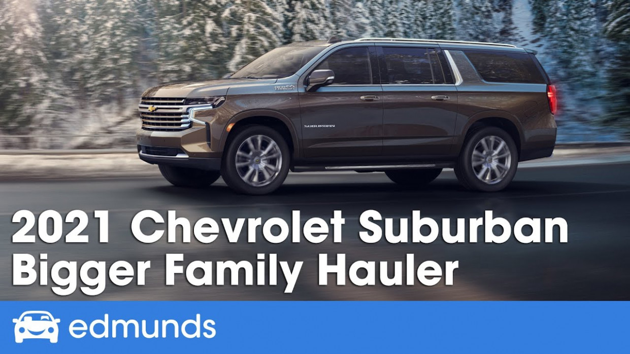 6 Chevrolet Suburban Prices, Reviews, and Pictures | Edmunds