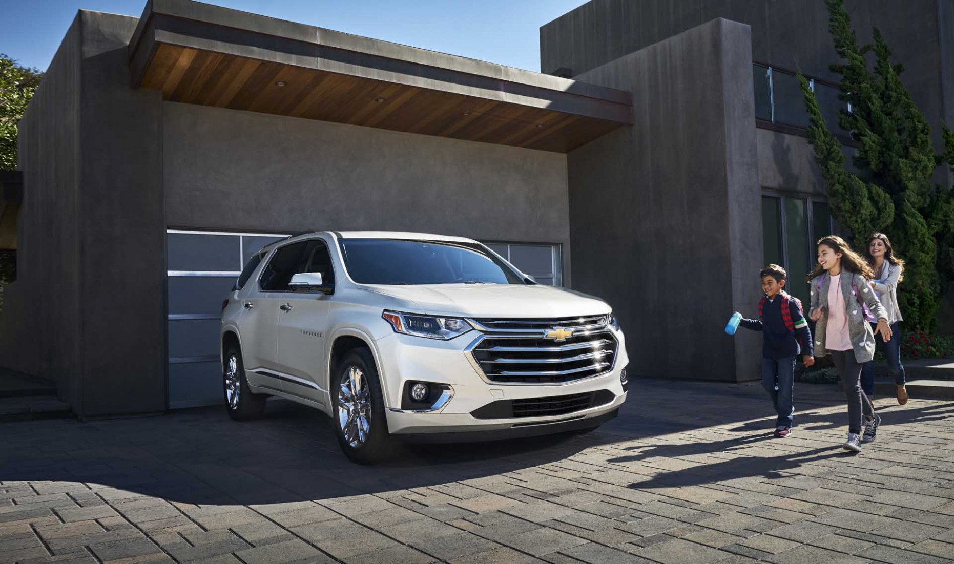 6 Chevrolet Traverse (Chevy) Review, Ratings, Specs, Prices ...