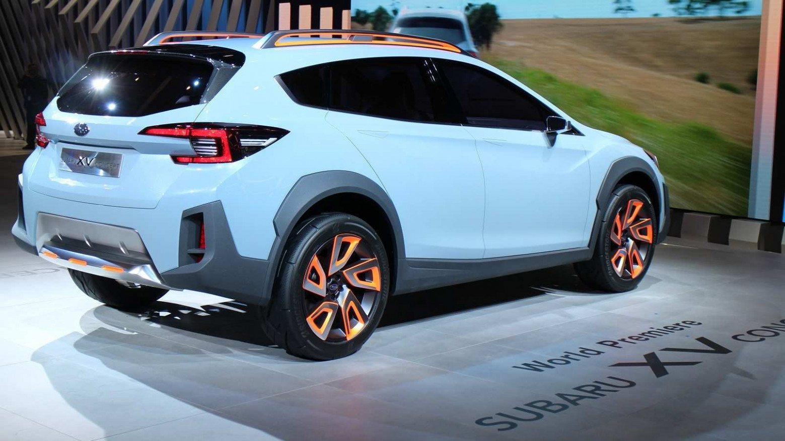 6 Concept of Subaru Xv 6 New Concept Redesign and Concept by ...