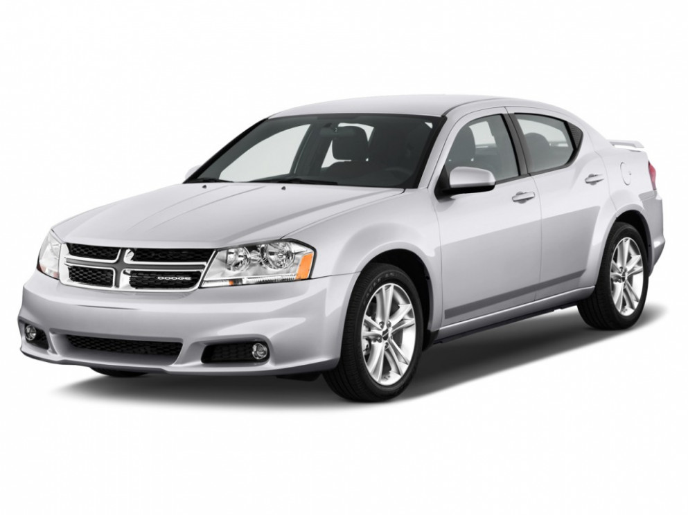 6 Dodge Avenger Review, Ratings, Specs, Prices, and Photos ..