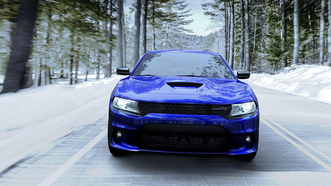 6 Dodge Charger GT AWD provides more show and all-weather go ..