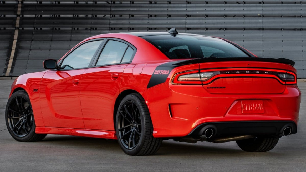 6 Dodge Charger SXT, GT and R/T Changes Include Lots of New ..