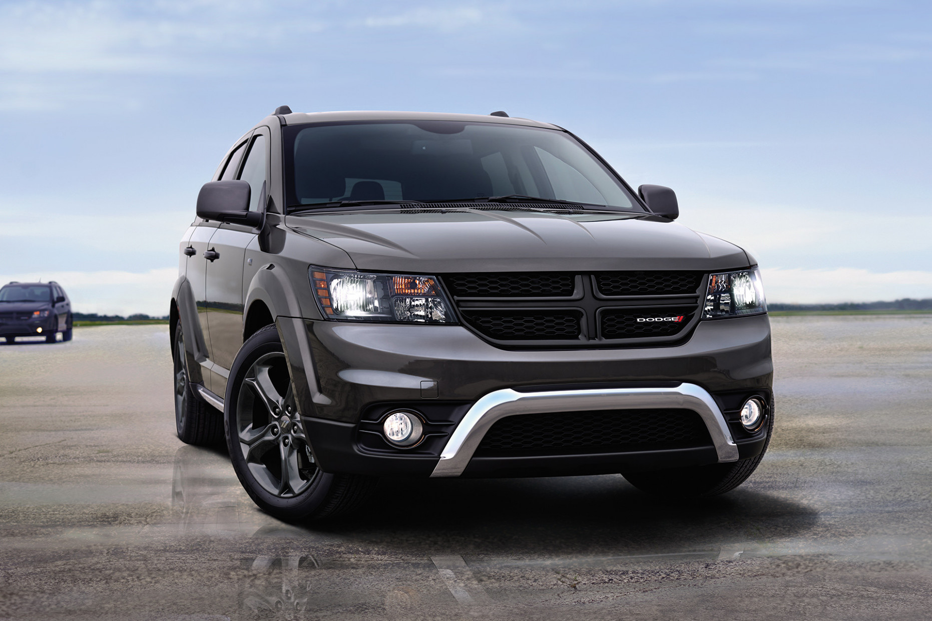 6 Dodge Journey - Crossover SUV | Dodge Canada