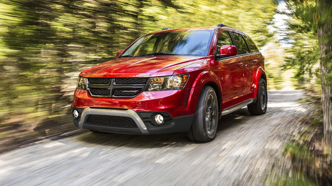 6 Dodge Journey: Model overview, pricing, tech and specs - Roadshow